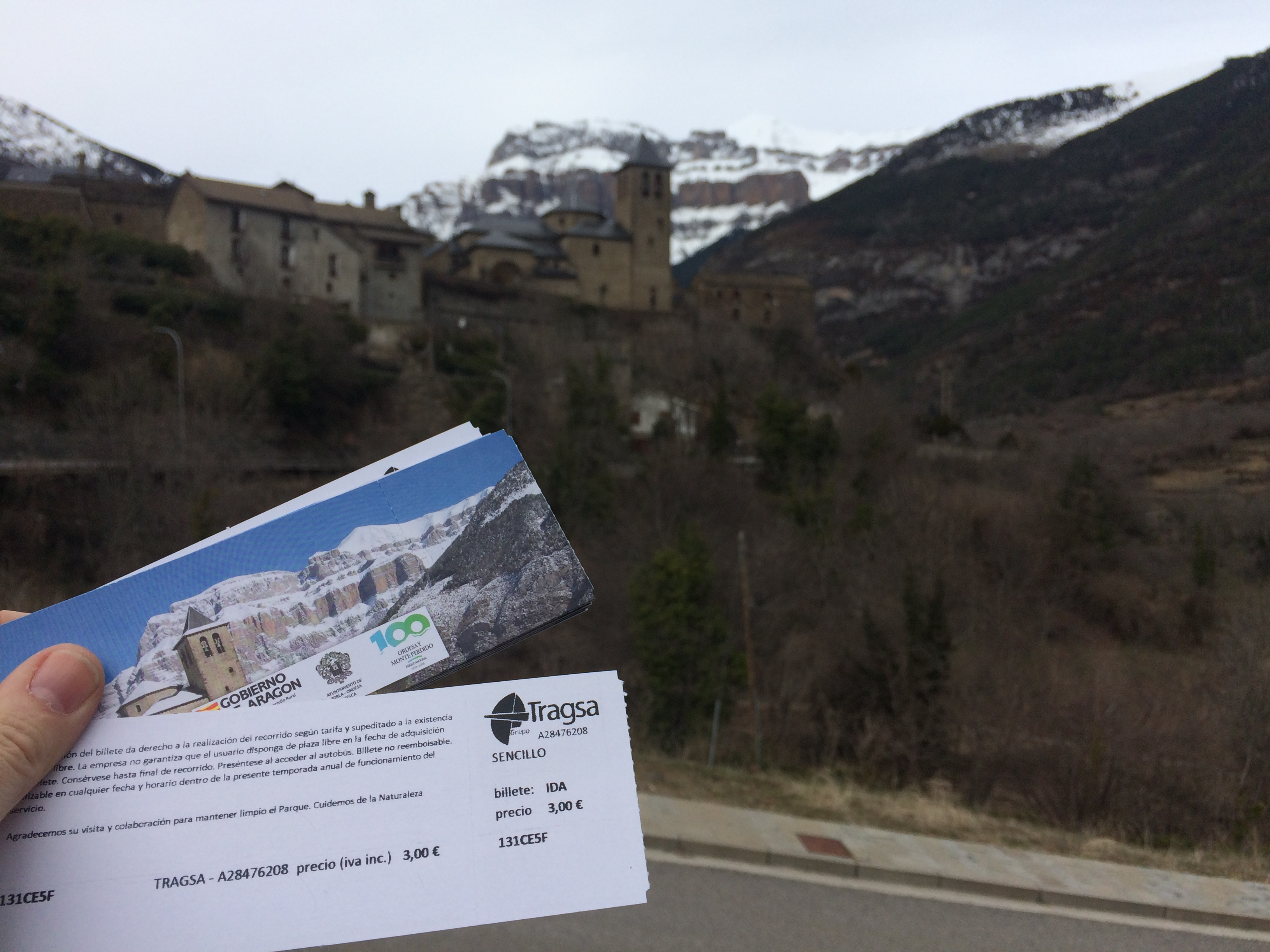 Nuevo sistema de control de accesos en ordesa y monte perdido inpq inform tica huesca - Apartamentos en ordesa y monte perdido ...